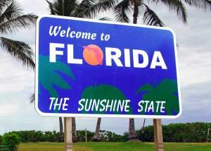 Bienvenue en Floride
