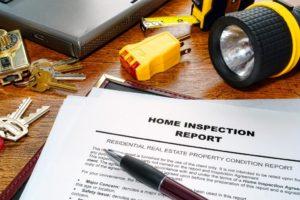 Immobilier - Inspection de la maison