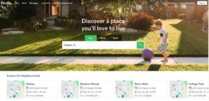 Trulia : site de recherche immobilier en Floride