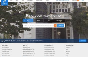 Zillow : site de recherche immobilier en Floride