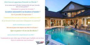 conférence immobilier floride